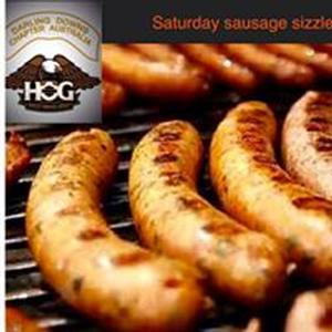 December Sausage Sizzle