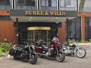 Social Night and Chapter Meeting at the Burke & Wills Hotel